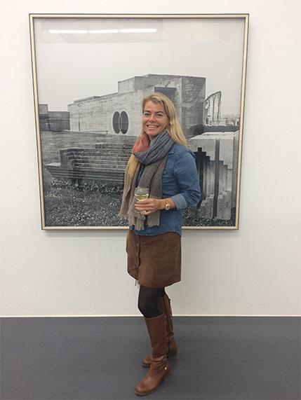 Architektin Sonja Atabaki