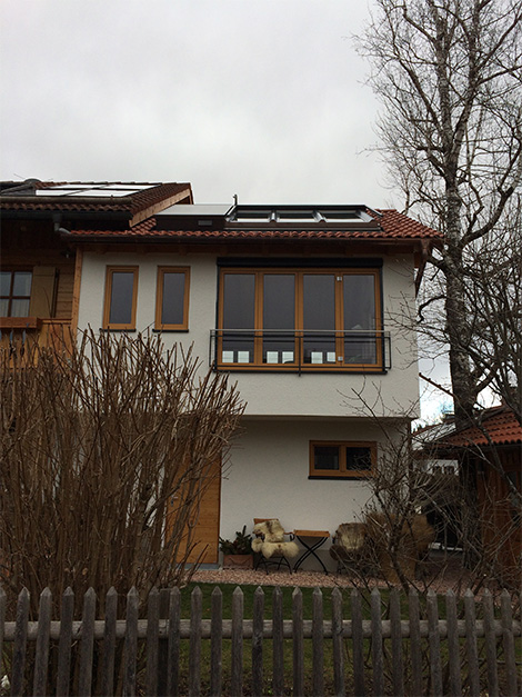 Architekt München Projekt M 9a